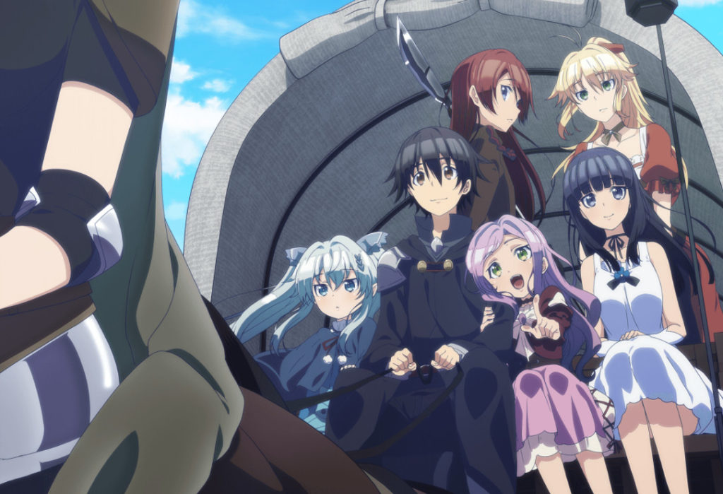 Anime Series Like How Not To Summon A Demon Lord – Recommend
